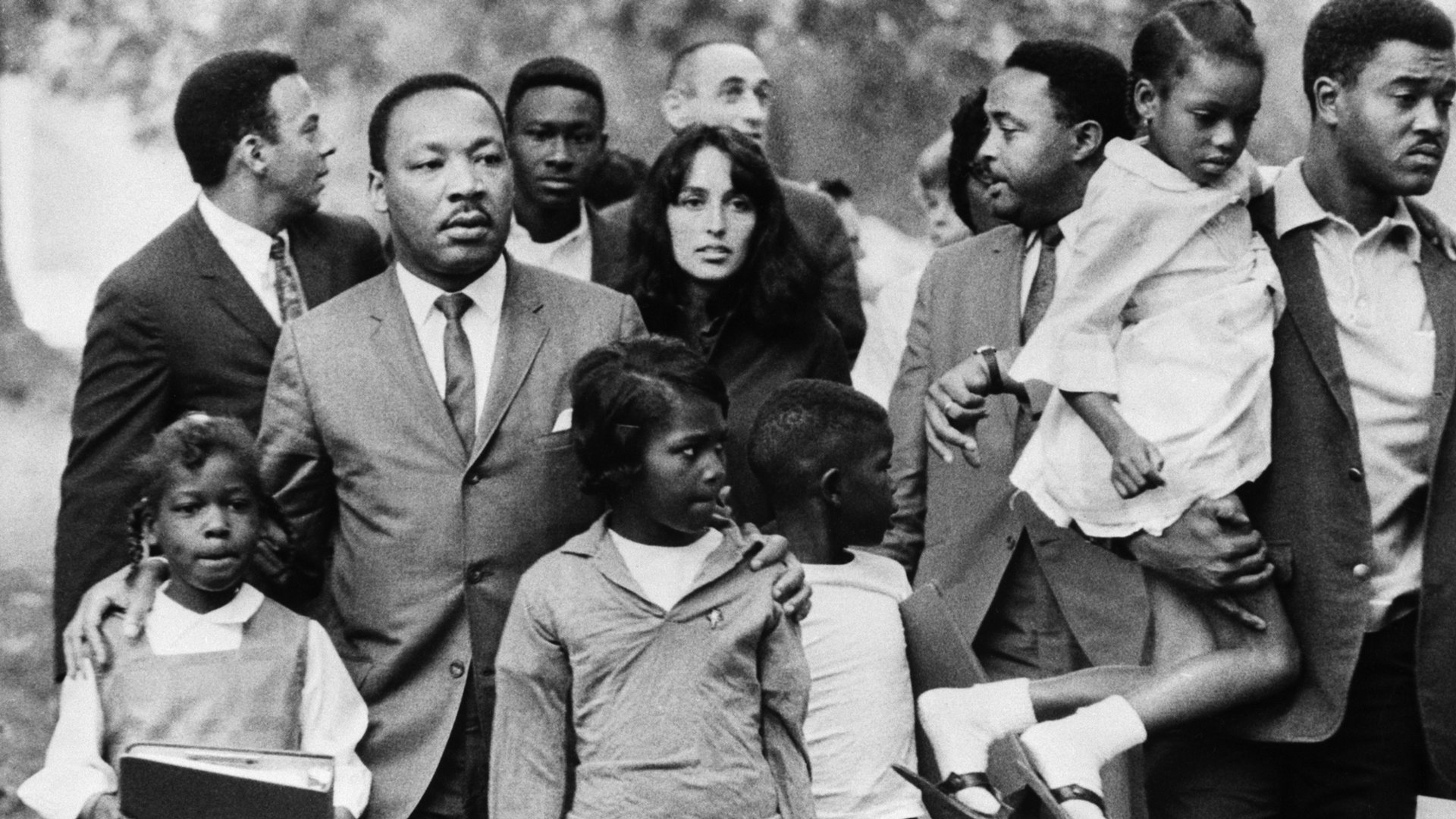 Martin Luther King A Champion For Education