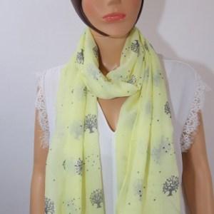 foulard arbre de vie e dressing des copines
