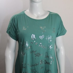 tee-shirt e dressing des copines