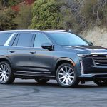 2021 Cadillac Escalade Diesel first drive overview: Oil tycoon