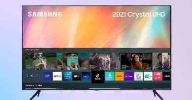 Save £300 on the 75in Samsung AU8000 4K TV in Amazon's Sale