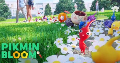 Pikmin Bloom: How Niantic and Nintendo's new game mixes walking, memory and AR