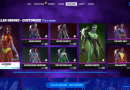 What's In The Fortnite Item Shop Today - October 27, 2021: Zombie Superheroes In The Fallen Heroes Set