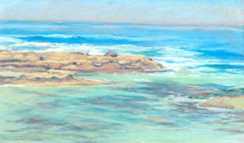 La Jolla early 1900's M. Roxburgh