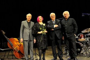 Maestro's anniversary was also celebrated on Cēsis