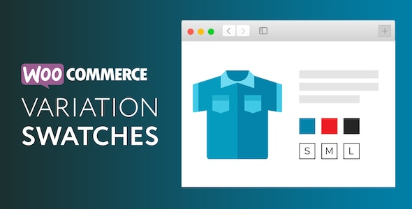 Preview screenshots of WooCommerce Variation Swatches