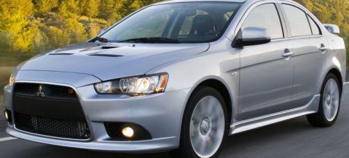 Mitsubishi Models: Mitsubishi Lancer