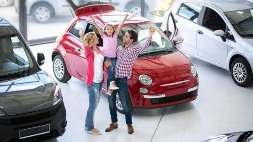 Buy a New Car