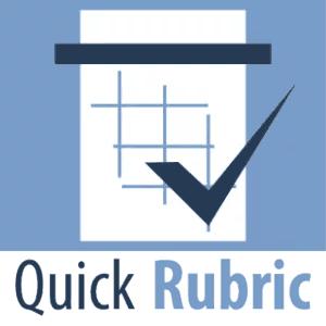 quick rubric