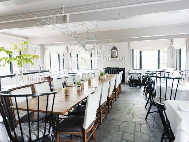 Dining at Edson Hill - The Dining Room