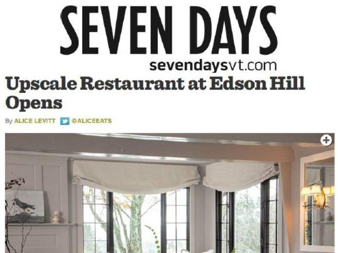 edson hill inn stowe, edson hill stowe, edson hill vermont, edson hill manor, edson hill manor stowe