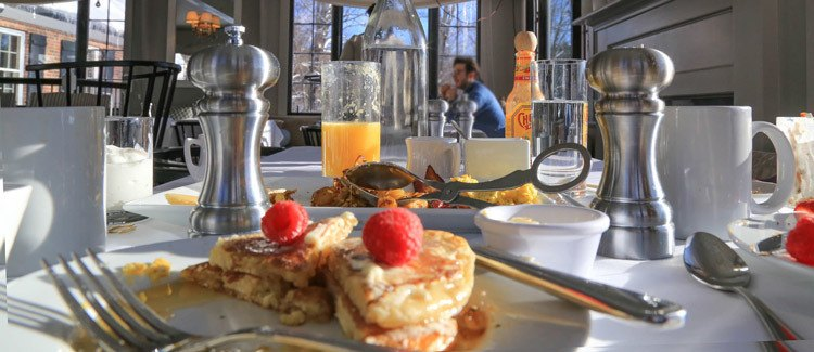 4 Great Options for Fine Dining in Stowe