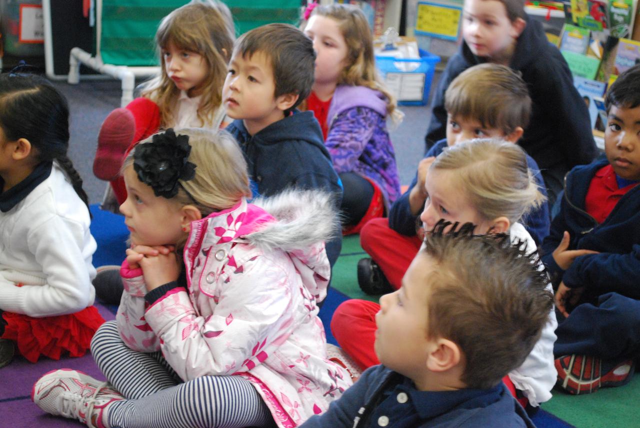 Study Transitional Kindergarten Students Are Better