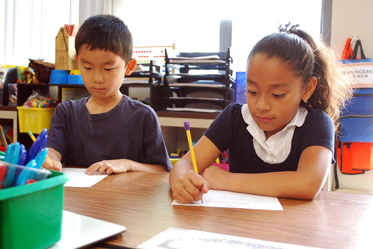 New Federal Law Puts Spotlight On English Learners
