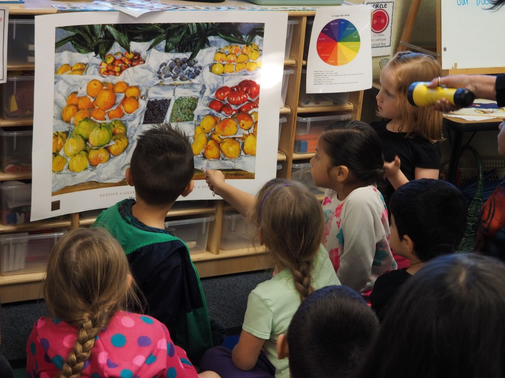 Art Appreciation Helps Young Children Learn To Think And