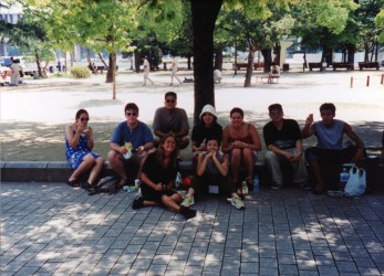 1998: Miyajima Island