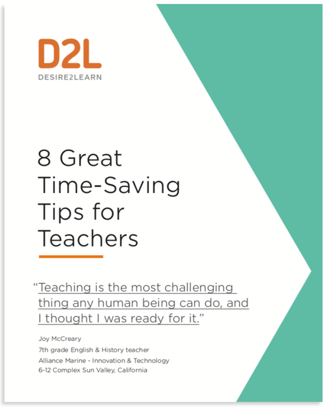 8 Great Time-Saving Tips for Teachers [Checklist]