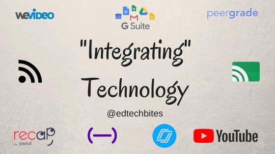 """Integrating"" Technology"