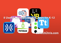 8 Useful Accessibility iOS Apps for K-12