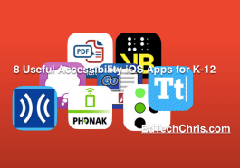 8 Useful Accessibilty iOS Apps EdTechChris.com