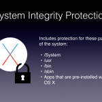 sip macOS apple system integrity protection edtechchris iste17 tcea17