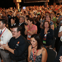 ISTE 2014: A Tale of Two Paradigms