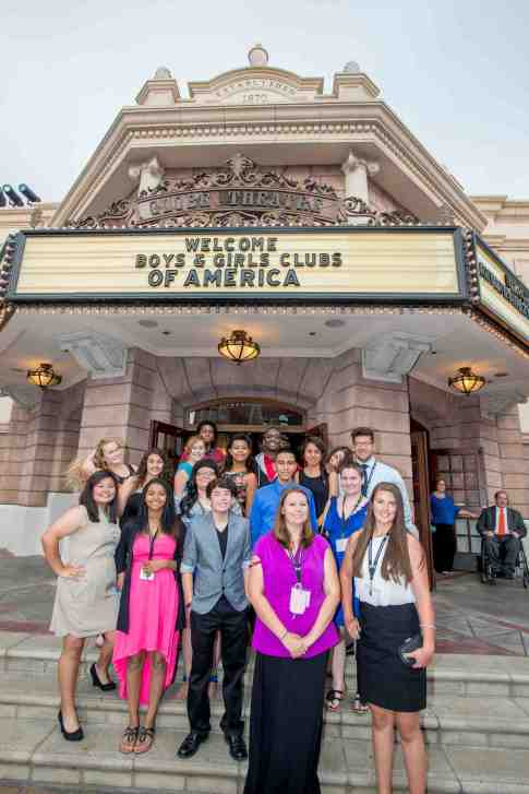 CREDIT Jeff Lewis:AP Images for Boys & Girls Clubs of America - theatre