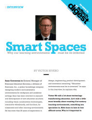 CREDIT edtech digest smart spaces