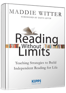Reading Without Limits by Maddie Witter