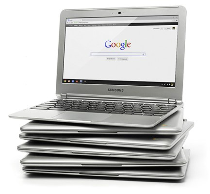 Chromebooks for Education