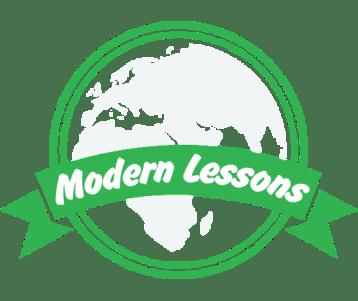 Modern Lessons logo