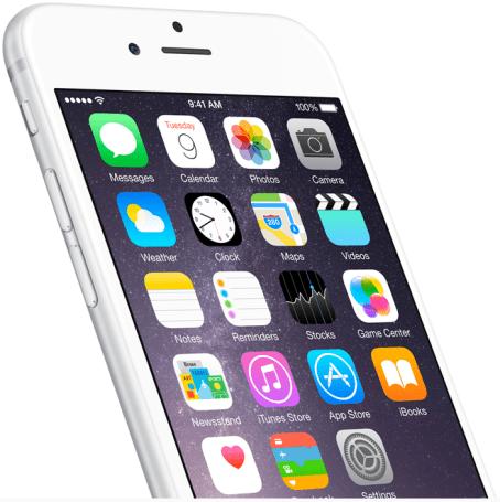 CREDIT Apple iOS 8