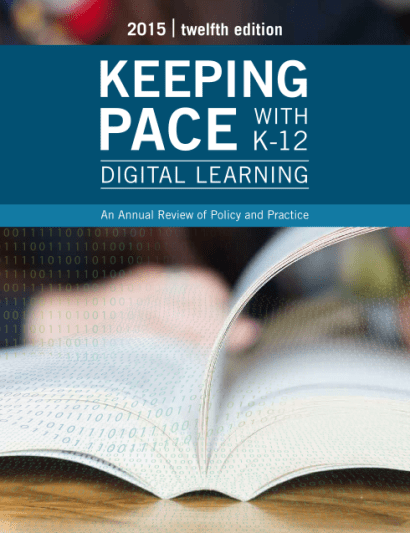 CREDIT Keeping Pace 2015