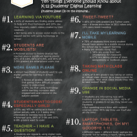 Trends | 10 Things Everyone Should Know About K-12 Students' Digital Learning