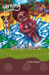rusty-brown