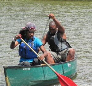 FY11 - Canoeing on Anacostia River 024