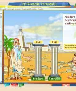 provocarea faraonului . 1