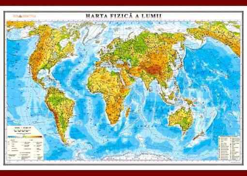 GHL3F harta fizica a lumii