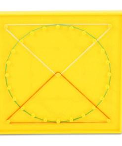 Geometrieboard B doppelseitig 17 5 cm 912 h XL
