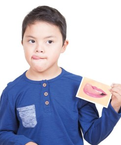 logo bits cards for oral motor speech therapy 4