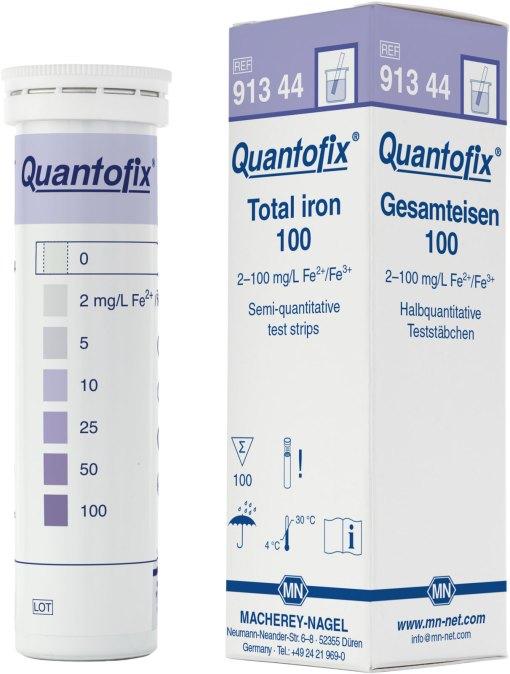 91344 QUANTOFIX total iron100
