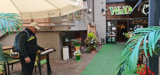 Restaurantul WooD, Sinaia