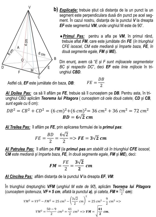 Piramidă patrulateră regulată