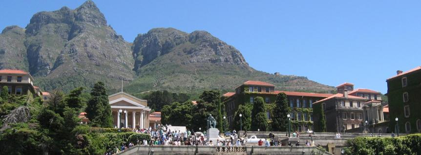 University of Cape Town Online Application