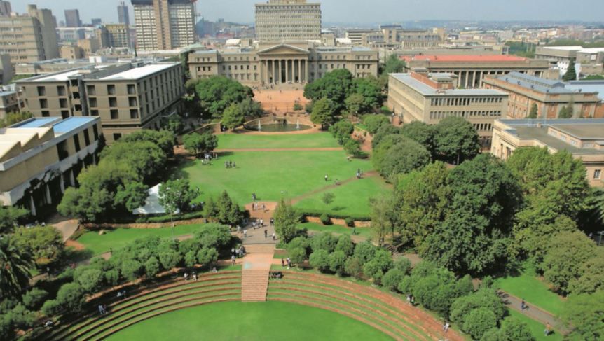 University of the Witwatersrand Online Application