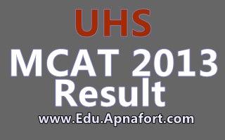 mcat result