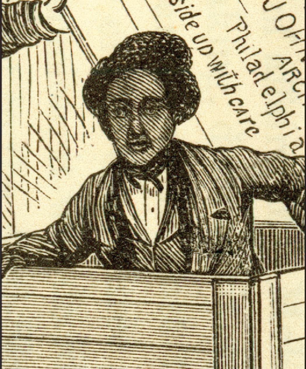 Henry Box Brown Virginia Changemakers