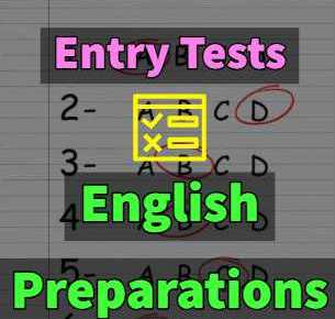 MCAT & MDCAT Entry Tests English Preparation fi