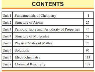 9th-Chemistry-book-contents
