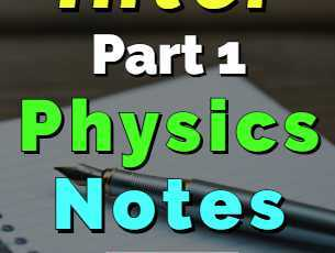 Download Physics Notes FSc 1st Year Complete Book Notes fi